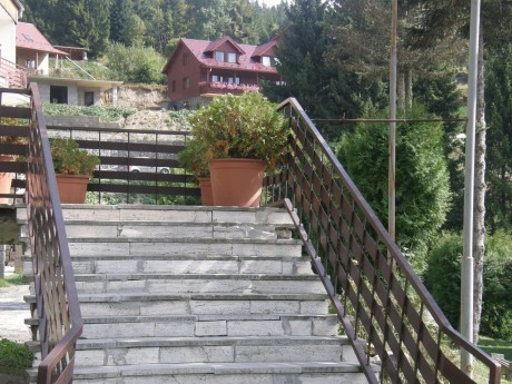 Hotel Priehrada, Dedinky