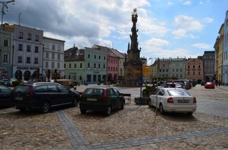 Jindřichův Hradec centrum