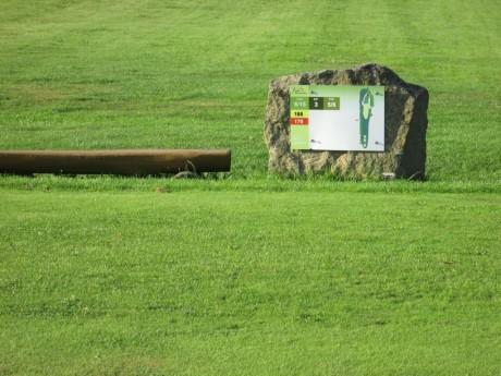 Golf v Nové Bystřici