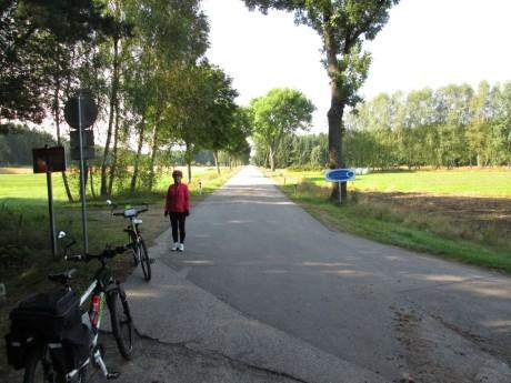 Trasa do Rakouska