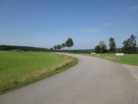 Krajina na severu Rakouska