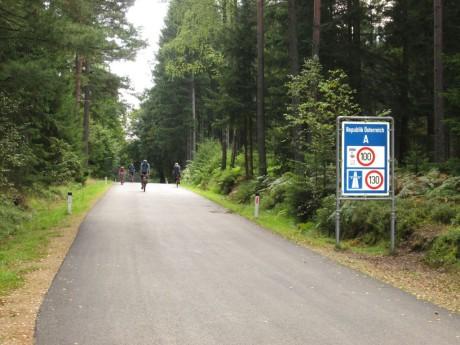 Cyklisté, kam se podíváte