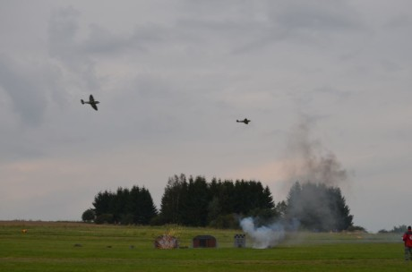 Letecký útok