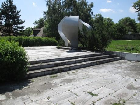 Suché Brezovo pamätník