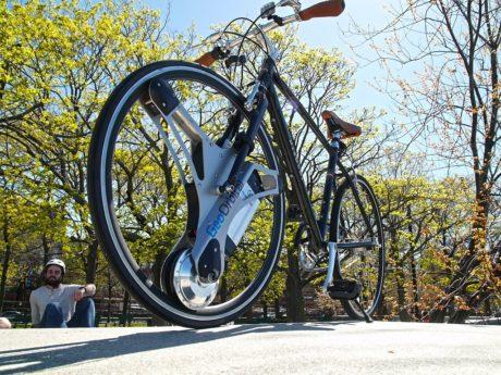 Geoorbital bicykel