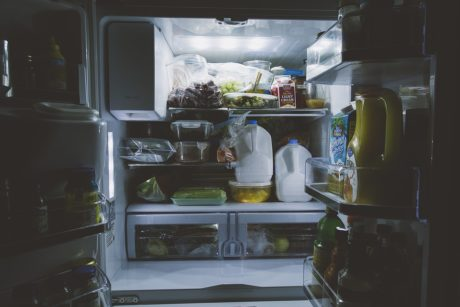 v chladničke